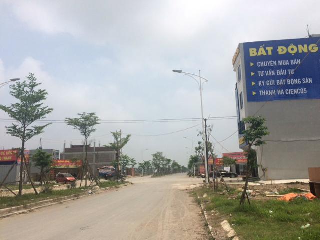 dự án Thanh Hà Cienco 5, đại gia điếu cày Lê Thanh Thản, cò đất