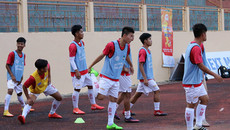 Link xem trực tiếp U19 Việt Nam vs U19 HAGL 18h30 ngày 18/4