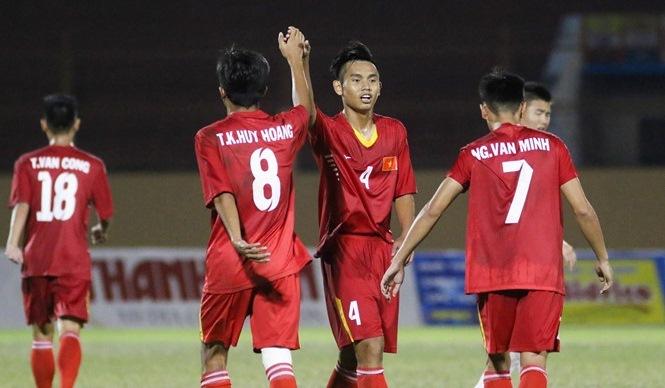 U19 Việt Nam, U19 HAGL, U19 quốc tế 2017, lịch thi đấu U19 quốc tế, kết quả bóng đá