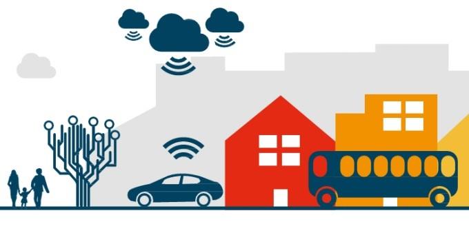 thành phố thông minh, smart city, ứng dụng công nghệ,