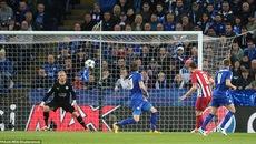 Dập tắt hiện tượng Leicester, Atletico thẳng tiến bán kết