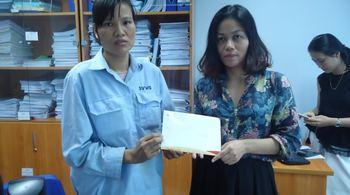 Bạn đọc VietNamNet tiếp thêm hy vọng cho bé trai hoại tử não