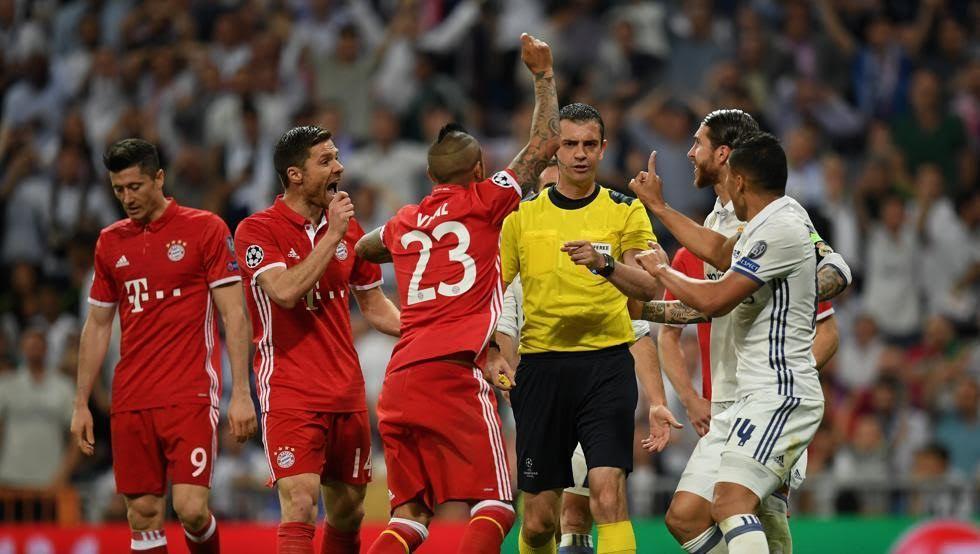 Real bóp nghẹt Bayern: Sự dối trá đến tận cùng
