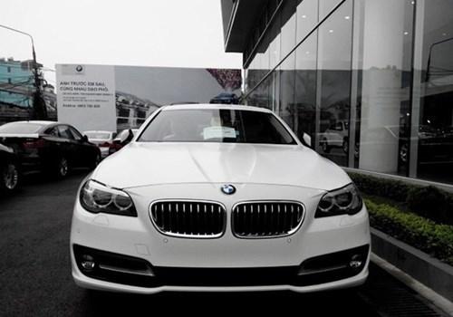 BMW, Euro Auto, nhập khẩu ô tô, giá tính thuế