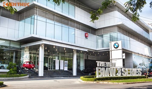 Truy nguồn gốc, số lượng xe BMW nhập vào Việt Nam