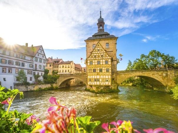 Những thị trấn lãng mạn, đẹp mê hồn ở châu Âu
