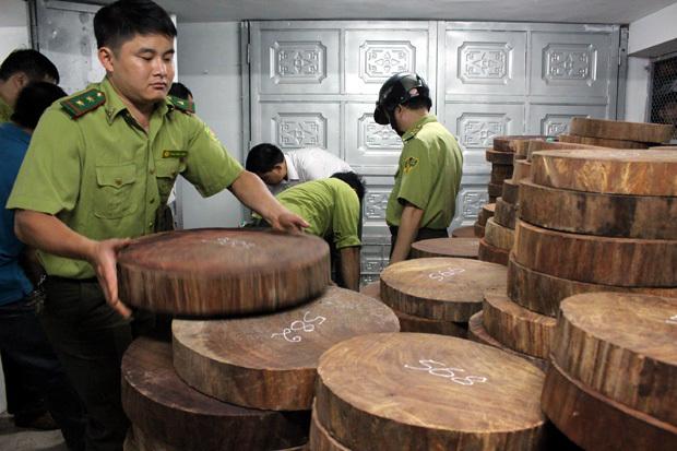 gỗ quý, gỗ nghiến, thớt gỗ nghiến, gỗ nghiến dạng thớt