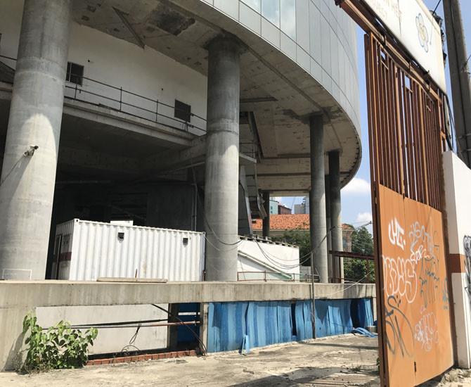 dự án Saigon One Tower , dự án đắp chiếu, dự án ven sông Sài Gòn