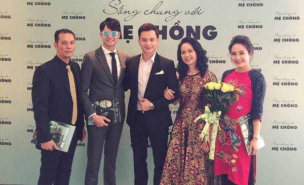 Sống chung với mẹ chồng, NSND Lan Hương, Vũ Trường Khoa, phim việt nam, phim truyền hình