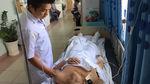 Sống sót kỳ diệu khi rơi từ tầng 9 chung cư ở Sài Gòn