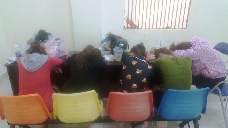 Mại dâm bạc triệu trong Spa ở Sài Gòn