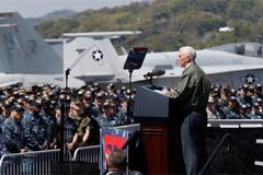 Phó Tổng thống Mỹ ra cảnh báo mới với Triều Tiên