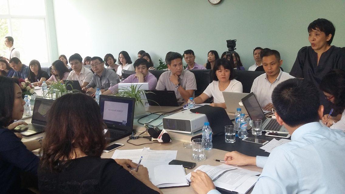Trường Đoàn Thị Điểm Ecopark thay đổi sau phản ứng của phụ huynh