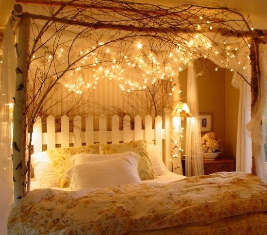 phòng ngủ, phong cách lãng mạn, phong cách cổ điển