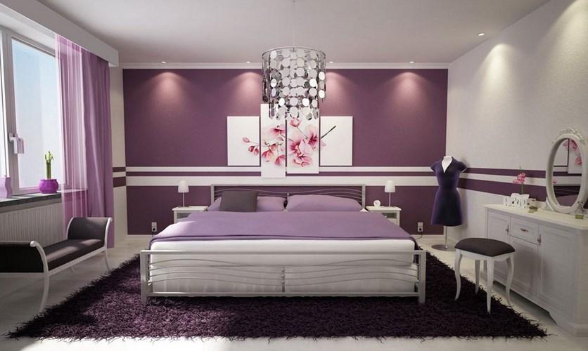 12 mẫu phòng ngủ siêu lãng mạn chắc chắn khiến bạn ngất ngây