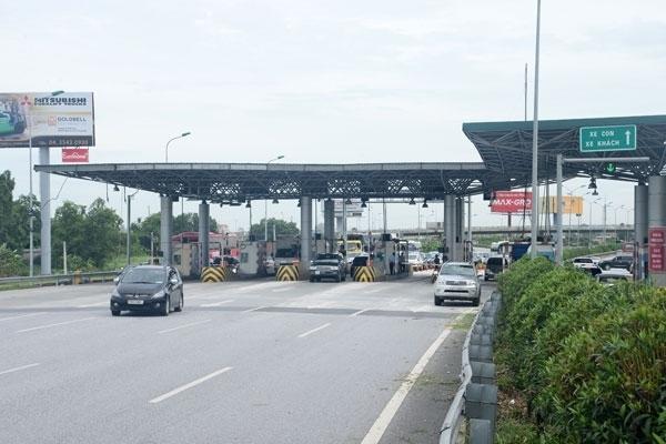 Dỡ bỏ trạm thu phí Đại Xuyên trên cao tốc Cầu Giẽ - Ninh Bình