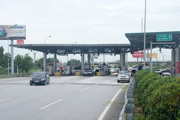 trạm thu phí, dỡ bỏ trạm thu phí, di dời trạm thu phí, trạm thu phí Đại Xuyên, cao tốc Cầu Giẽ - Ninh Bình