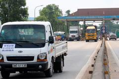 Động thái mới của trạm BOT 'thu tiền vô lý' ở Hà Tĩnh