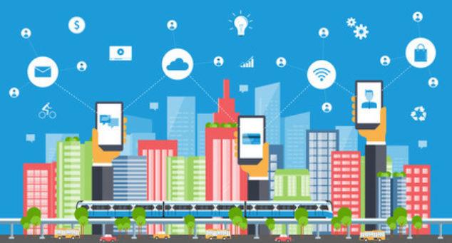 thành phố thông minh,công nghệ thông tin