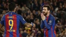MSN bất lực, Barca bị Juve đánh bật khỏi Champions League
