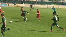U20 Việt Nam thua sát nút đội bóng hạng 4 Đức