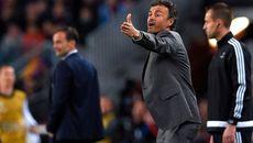 """Luis Enrique: """"Chúng tôi cố hết sức, nhưng Juve rắn quá"""""""