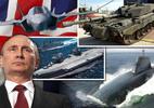 Rò rỉ thông tin về hệ thống vũ khí siêu đẳng của Putin