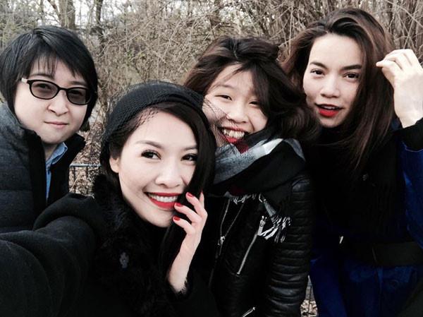Hà Hồ, Minh Hằng, scandal, The Face