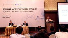 Việt Nam và CH Séc tìm kiếm cơ hội thúc đẩy hợp tác về ATTT