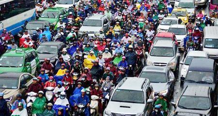 Loại xe máy khỏi Sài Gòn, thủ phạm gây kẹt xe