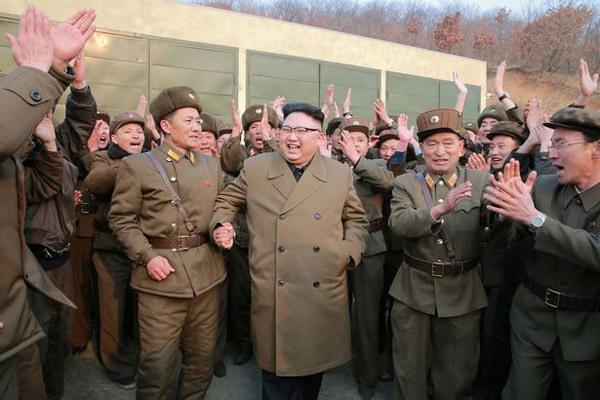 Triều Tiên, tình hình Triều Tiên, Mỹ