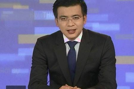 Những hình ảnh không có trên TV của 'người đàn ông thời sự' Quang Minh