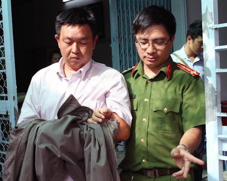 3 thanh tra nhận hối lộ đối diện với mức án tử hình