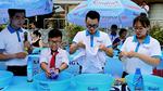 200.000m3 nước sạch tặng dân vùng hạn, mặn