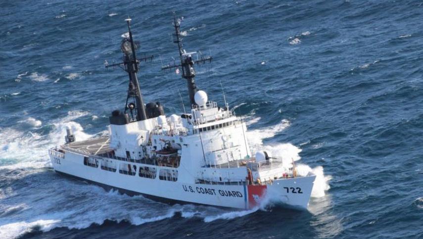 Mỹ chuyển giao tàu tuần tra hơn 3.000 tấn