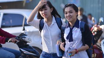 75% đăng ký đại học, thí sinh chọn bài thi khoa học xã hội áp đảo