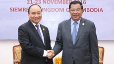Thủ tướng sẽ thăm chính thức Campuchia, Lào