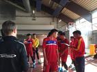 Văn Hậu, Tấn Tài khỏe nhất ở U20 Việt Nam