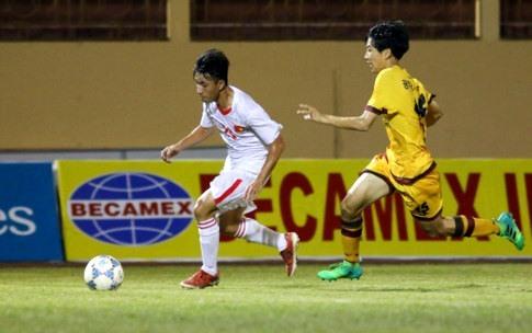 """U19 Việt Nam và U19 Gwangju """"dắt tay nhau"""" vào chung kết"""