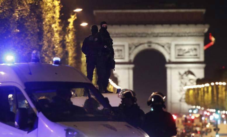 IS, Paris, khủng bố, phiến quân IS, Paris