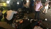 Hai xe máy đấu đầu, ít nhất hai người chết