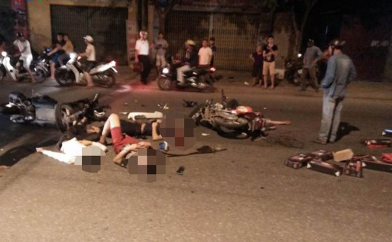 tai nạn, tai nạn giao thông, tai nạn chết người, giao thông, Hải Phòng