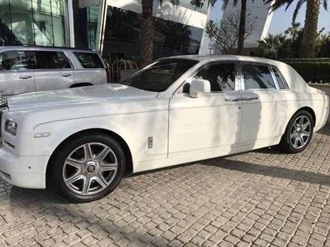 Rolls-Royce, siêu xe, xe hơi, biển số xe, biển độc, đại gia Dubai