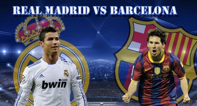 Real Madrid, Barcelona, Lịch thi đấu Siêu kinh điển, El Clasico, Ronaldo, Messi, El Clasico
