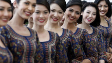 5 hãng hàng không có tiếp viên ưa nhìn nhất