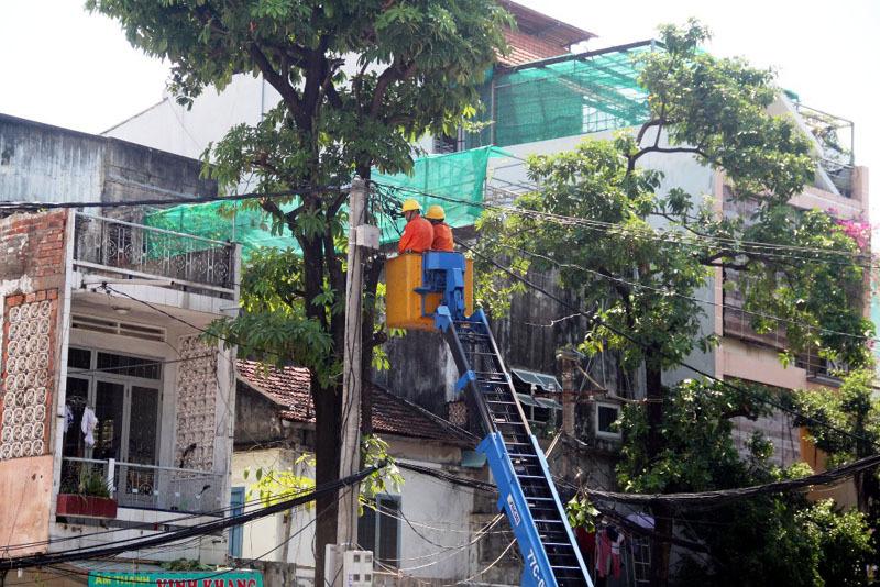 sập nhà, công trình xây dựng, tai nạn công trình xây dựng, Quy Nhơn