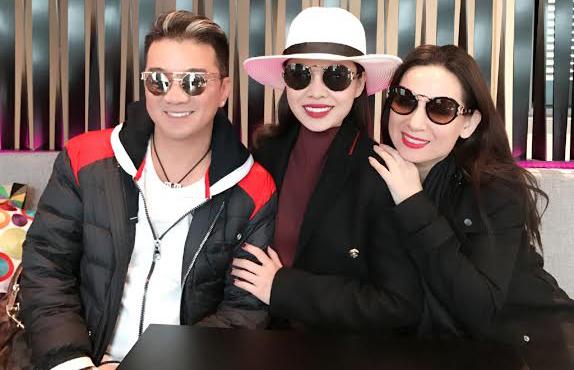 Giang Hồng Ngọc kể lại chuyến lưu diễn 'bão táp' cùng Phi Nhung