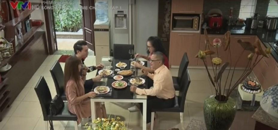 """Căn nhà tuyệt đẹp trong """"Sống chung với mẹ chồng"""""""
