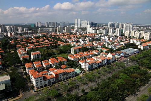 Khám phá vẻ đẹp văn minh đô thị Phú Mỹ Hưng - ảnh 1