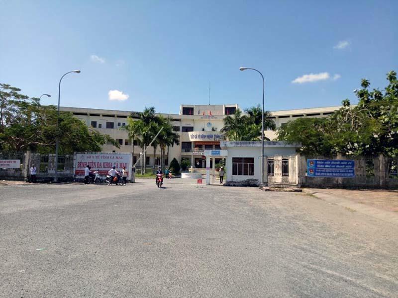 Tăng Xuân Đỉnh, bệnh viện đa khoa huyện Cái Nước, từ chối làm giám đốc, bệnh viện đa khoa Cà Mau, sở y tế Cà Mau